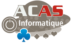 ACAS INFORMATIQUE logo